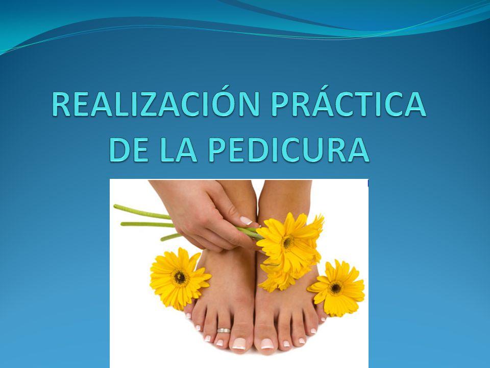 INTRODUCCIÓN El cuidado y embellecimiento de los pies es importante, por lo que hay que darle la misma valoración que al de las manos.