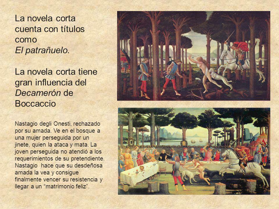 La narrativa del siglo XVI Desde el siglo XV y durante el siglo XVI se escribían Libros de caballerías, Novelas sentimentales Novelas moriscas Veamos sus características principales: Novelas pastoriles Novelas bizantinas