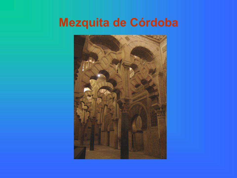 Arquitectura de los reinos de taifas En realidad se desarrolla en distintos períodos, separados entre sí por las épocas de dominio almorávide y almohade.