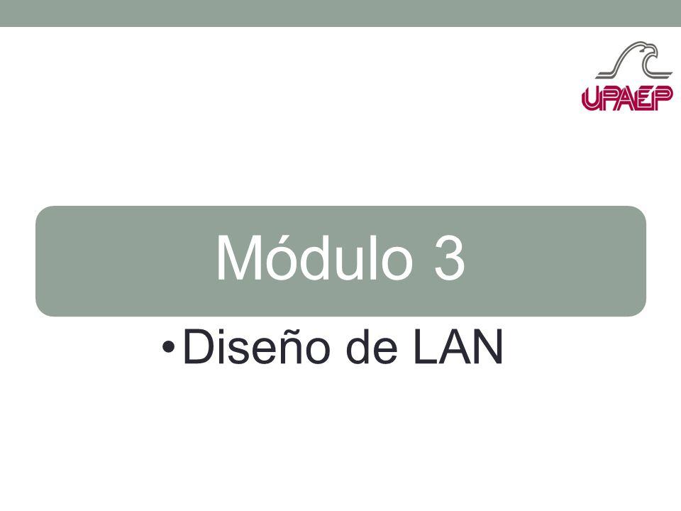 Módulo 3 Diseño de LAN