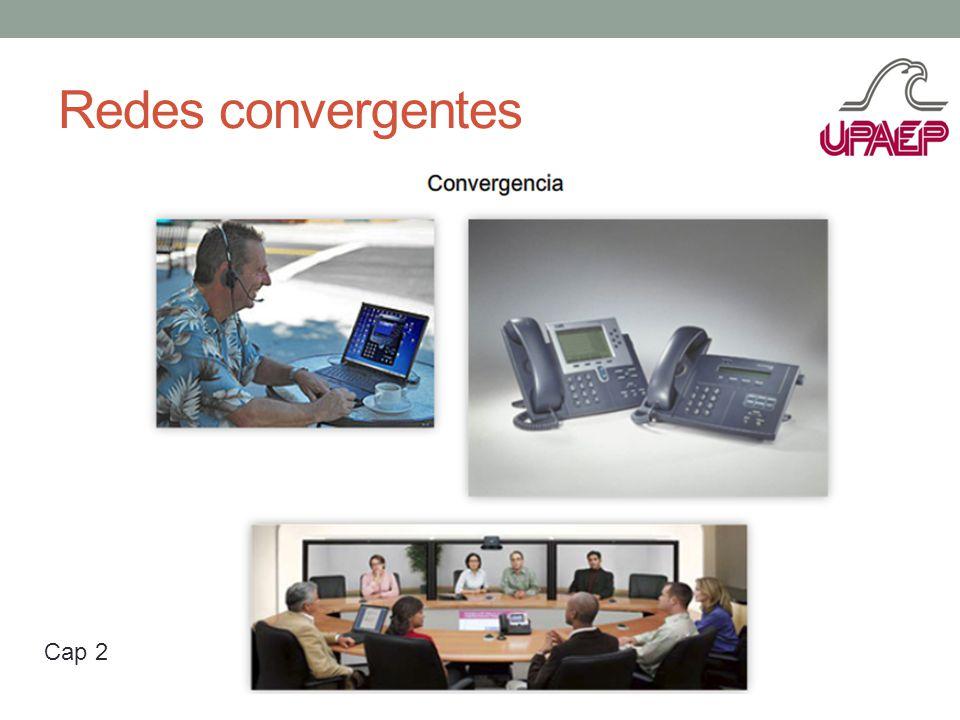 Redes convergentes Cap 2