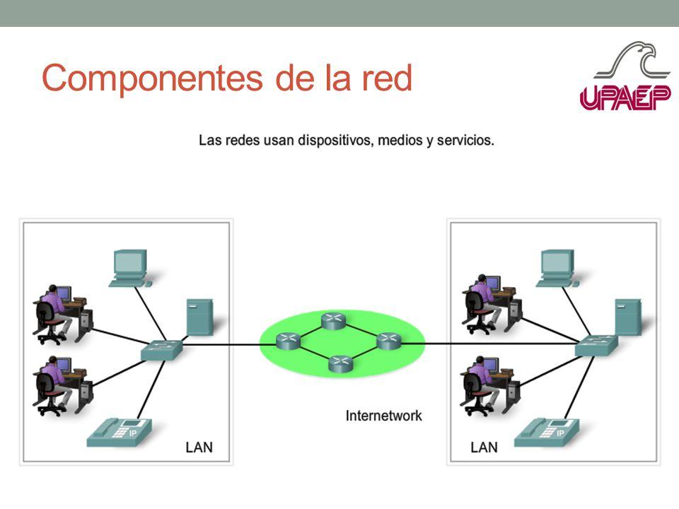 Componentes de la red