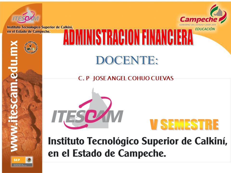 C. P JOSE ANGEL COHUO CUEVAS