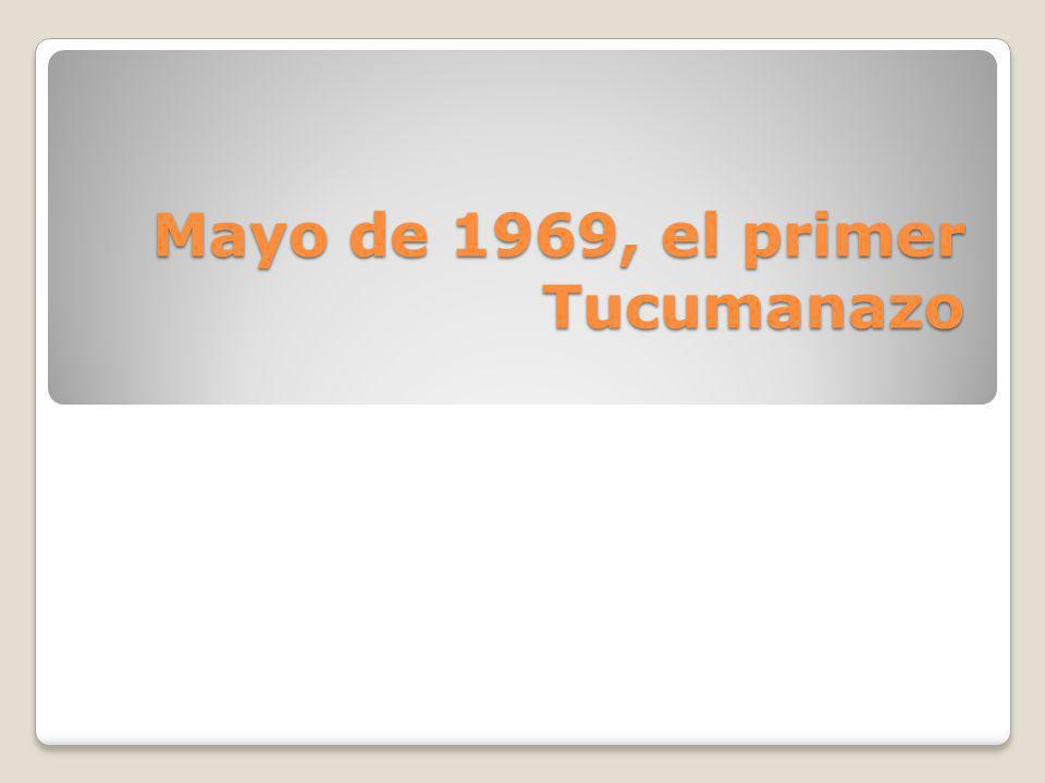 El 19 de Marzo de 1969, mil manifestantes realizaron un acto en Villa Quinteros, organizado por el comité pro defensa del ingenio San Ramón, participando del mismo, curas tercermundistas y otros dirigentes junto al pueblo entero.