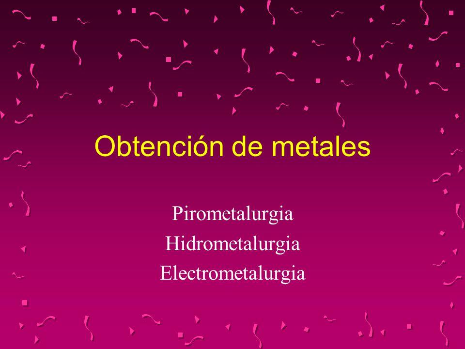 EN LA CORTEZA TERRESTRE (PARTE SÓLIDA), SÓLO SE ENCUENTRAN COMPUESTOS DE METALES NO SOLUBLES EN AGUA.
