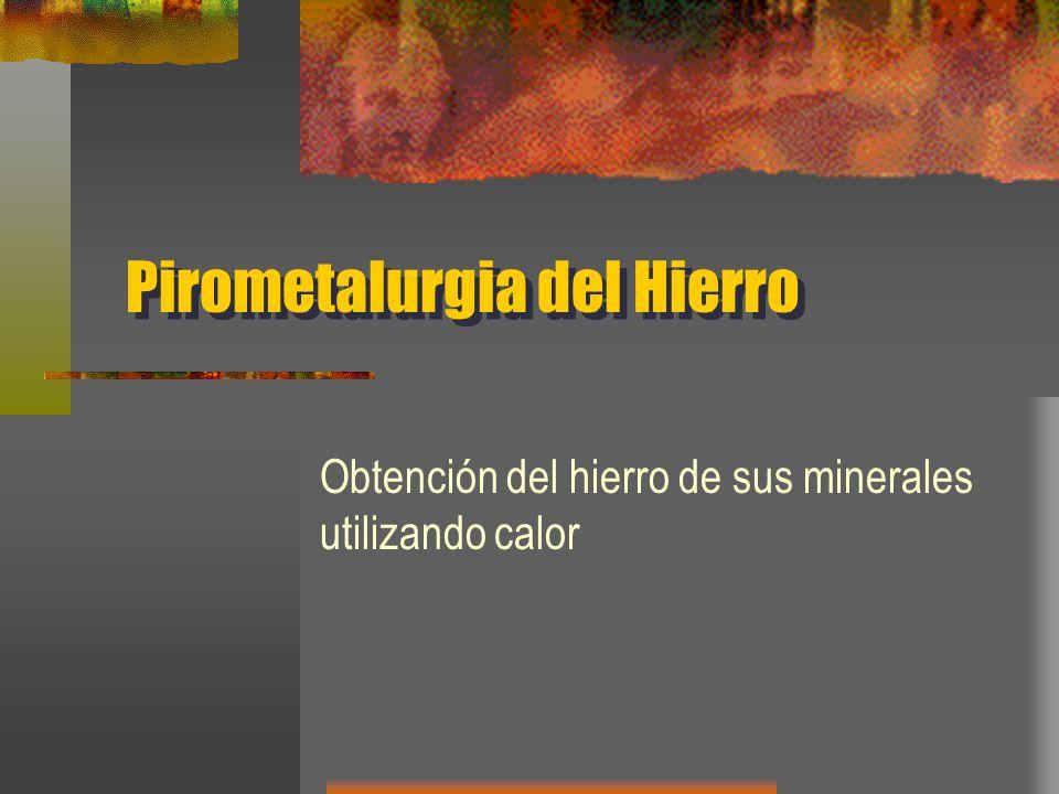 PROCESOS METALÚRGICOS(3) ELECTROMETALURGIA: EMPLEO DE LOS MÉTODOS DE ELECTRÓLISIS PARA OBTENER EL METAL PURO A PARTIR DE CUALQUIERA DE SUS COMPUESTOS