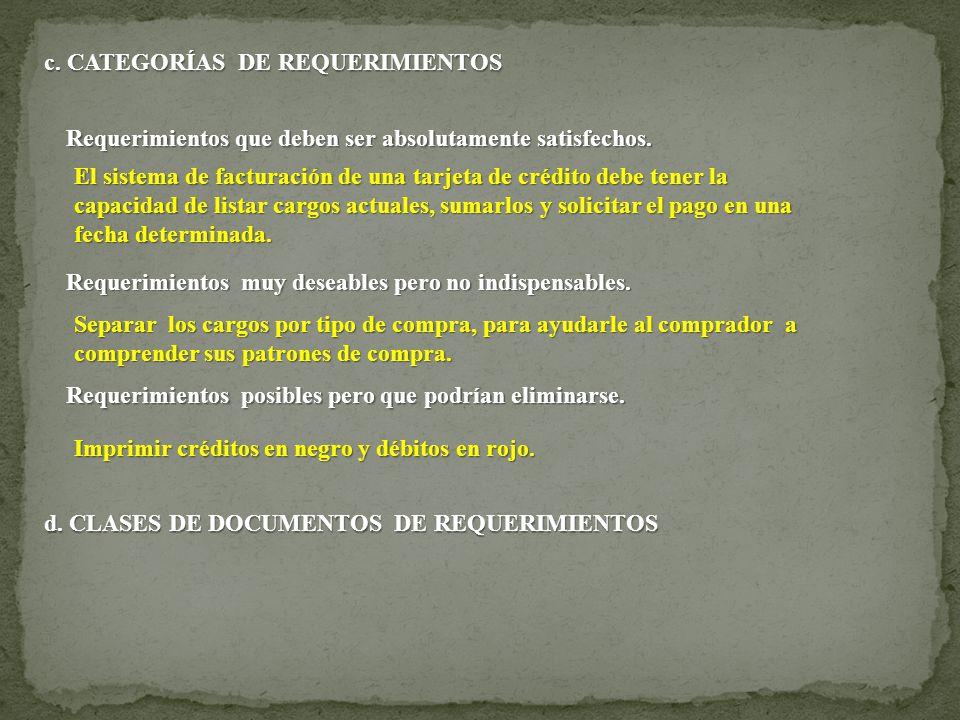DOCUMENTO DE DEFINICIÓN DE REQUERIMIENTOS.DOCUMENTO DE ESPECIFICACIÓN DE REQUERIMIENTOS.