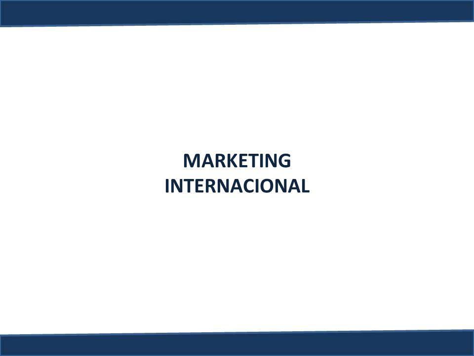 MARKETING INTERNACIONAL Proceso de planificar y realizar transacciones a través de fronteras nacionales para crear intercambios de bienes y servicios que satisfaga los objetivos de individuos y de organizaciones.