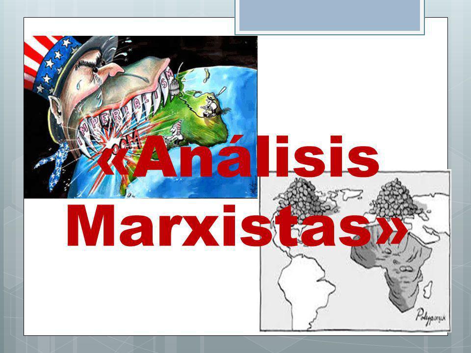 «Análisis Marxistas»