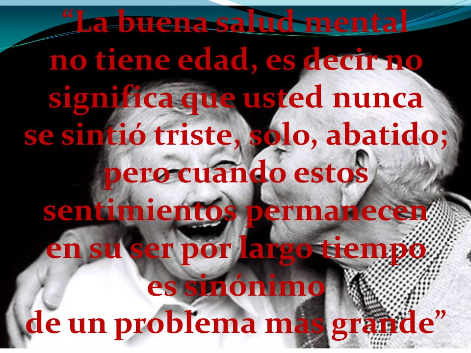 Dra.: Inés Cabrera Salud Mental II Facultad de Medicina U.N.T