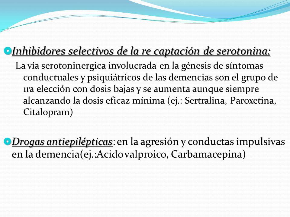 Inhibidores selectivos de la re captación de serotonina: Inhibidores selectivos de la re captación de serotonina: La vía serotoninergica involucrada e