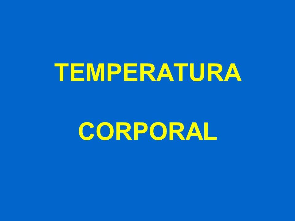 TEMPERATURA CORPORAL