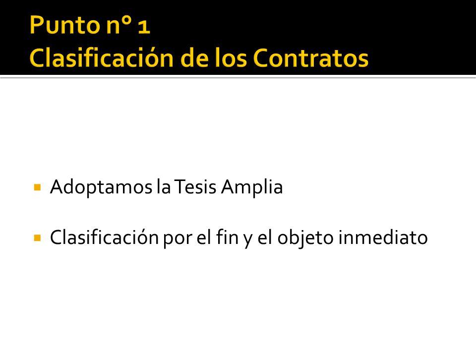 Fin: es crear Objeto: son derechos personales o podemos decir también, obligaciones.