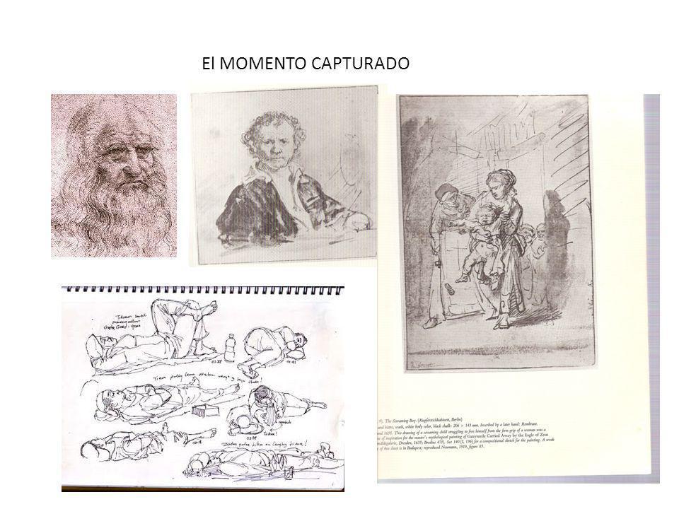 El MOMENTO CAPTURADO