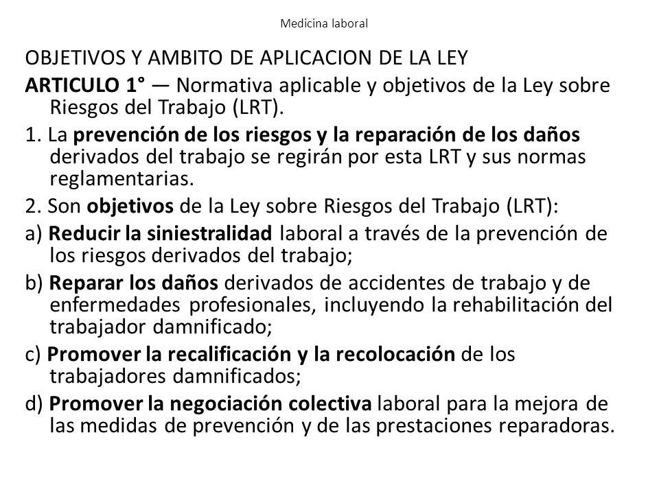 CAPITULO VI DETERMINACION Y REVISION DE LAS INCAPACIDADES ARTICULO 21.