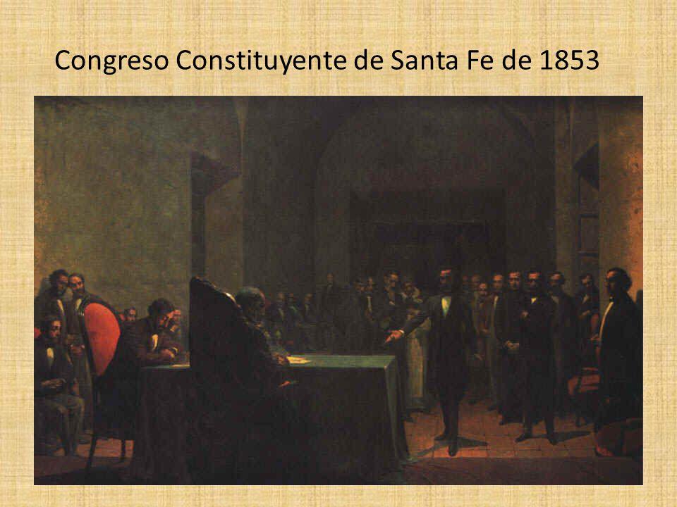 Congreso Constituyente de Santa Fe de 1853