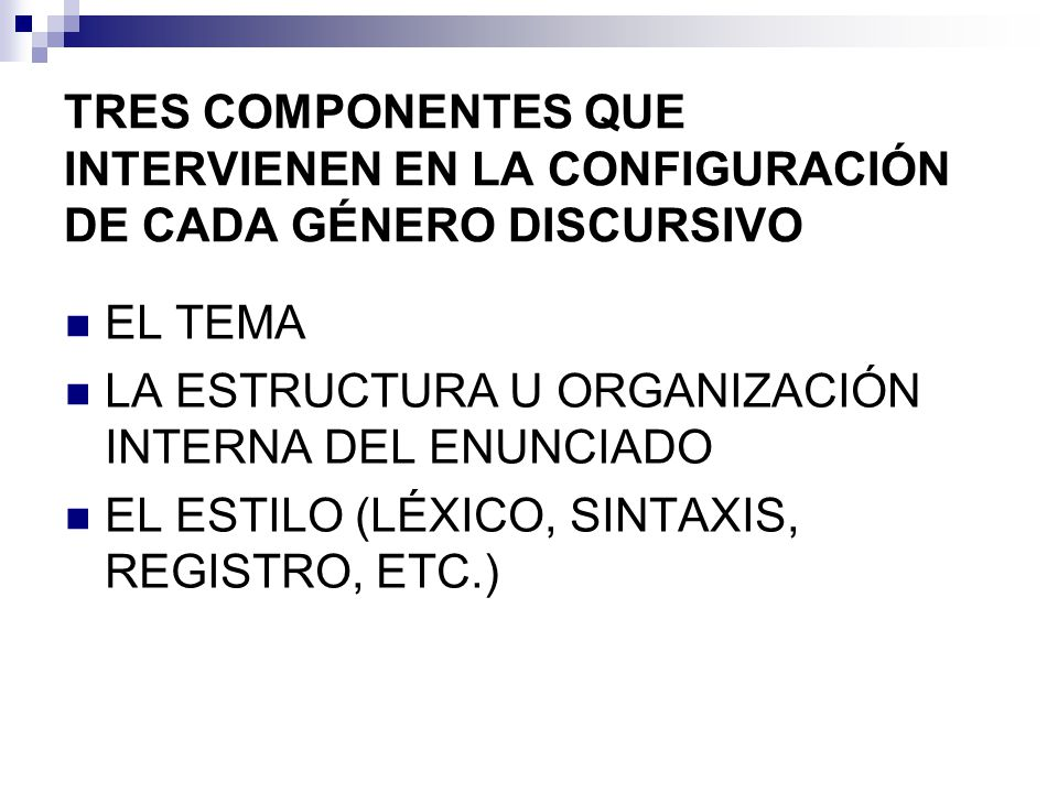 Secuencias textuales (Adam) Descriptiva Argumentativa Explicativa Dialogal Instructiva Narrativa