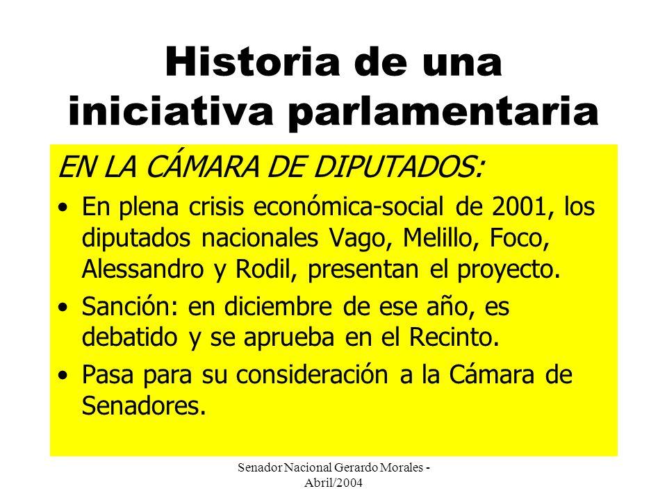 Senador Nacional Gerardo Morales - Abril/2004 Acceso Solidario al Servicio (A.S.S.) Las acciones dirigidas a concretar el acceso de usuarios potenciales a los servicios públicos descritos en la ley de Régimen de Servicio Público de Interés Social.