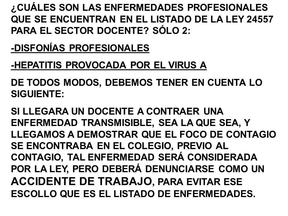 EL ACUERDO PARITARIO Nº 3, CON FECHA DE APROBACIÓN 14 DE AGOSTO DE 2007, CON LA PARTICIPACIÓN DE LAS ENTIDADES SIGNATARIAS FEB-SUTEBA-UDA Y AMET, ESPECIFICA LO SIGUIENTE EN EL PUNTO 10º EN RELACIÓN A RECALIFICACIÓN: RECALIFICACIONES LABORALESRECALIFICACIONES LABORALES: DETERMINAR QUE EN LOS CASOS DE DICTAMINADA LA RECALIFICACIÓN LABORAL POR ENFERMEDAD PROFESIONAL O ACCIDENTE DE TRABAJO DE LOS DOCENTES TITULARES, PROVISIONALES Y SUPLENTES, SE DEBERÁ PROCEDER A LA ASIGNACIÓN DE NUEVAS FUNCIONES A LOS DOCENTES RECALIFICADOS, QUE PARA EL CASO DE SUPLENTES Y PROVISIONALES, LAS NUEVAS FUNCIONES NO PODRÁN EXTENDERSE MÁS ALLÁ DE LA FECHA DE TÉRMINO DE SU DESIGNACIÓN.