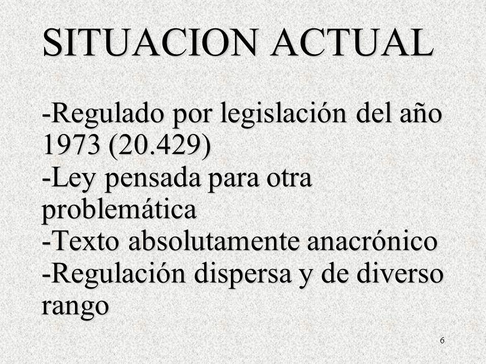17 OBJETIVOS ESTRICTO CONTROL DE MATERIALES, PERSONAS Y ACTIVIDADES ESTRICTO CONTROL DE MATERIALES, PERSONAS Y ACTIVIDADES LIMITAR LA PROLIFERACION LIMITAR LA PROLIFERACION PREVENCION DE ACCIDENTES Y DESVIOS PREVENCION DE ACCIDENTES Y DESVIOS EN LINEA CON LOS DE LA LEY 26.216 (CANJE) EN LINEA CON LOS DE LA LEY 26.216 (CANJE)OBJETIVOS ESTRICTO CONTROL DE MATERIALES, PERSONAS Y ACTIVIDADES ESTRICTO CONTROL DE MATERIALES, PERSONAS Y ACTIVIDADES LIMITAR LA PROLIFERACION LIMITAR LA PROLIFERACION PREVENCION DE ACCIDENTES Y DESVIOS PREVENCION DE ACCIDENTES Y DESVIOS EN LINEA CON LOS DE LA LEY 26.216 (CANJE) EN LINEA CON LOS DE LA LEY 26.216 (CANJE)