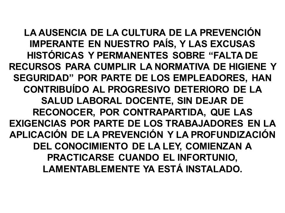 A TRAVÉS DE DECRETO 1167/03, SE AGREGARON DOS ENFERMEDADES INFECTOCONTAGIOSAS, ESPECIFICAMENTE PARA DOCENTES DE ESCUELAS RURALES: HANTAVIRUS.