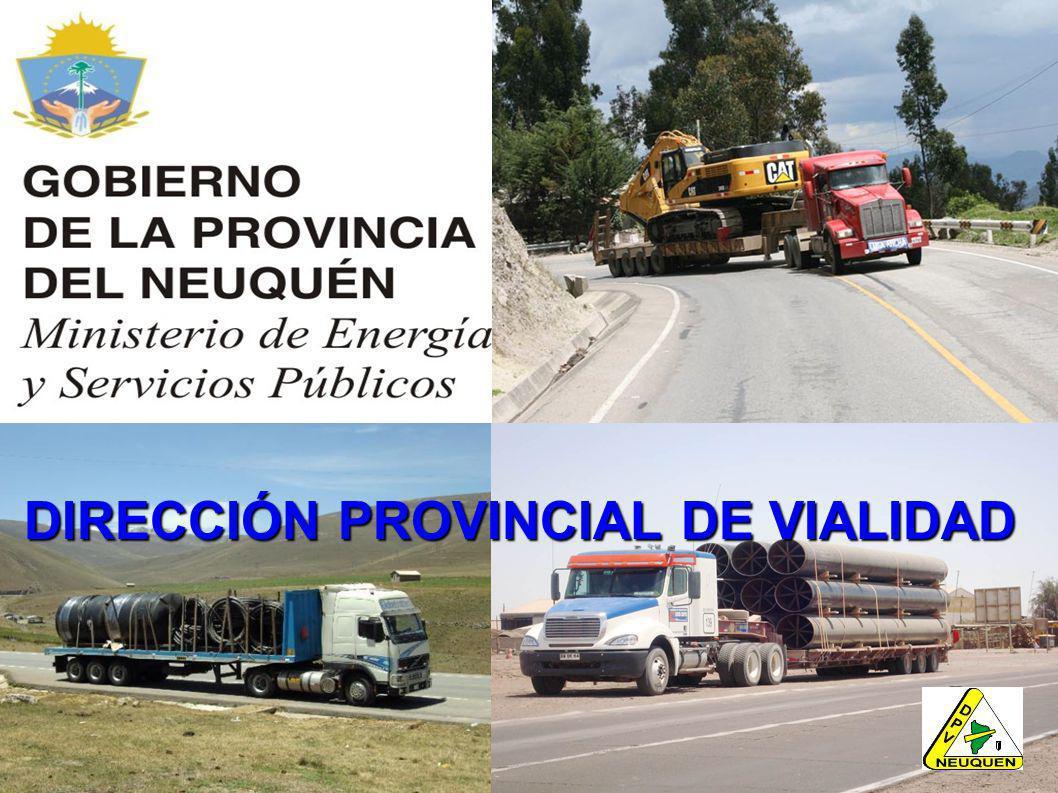 DIRECCIÓN PROVINCIAL DE VIALIDAD