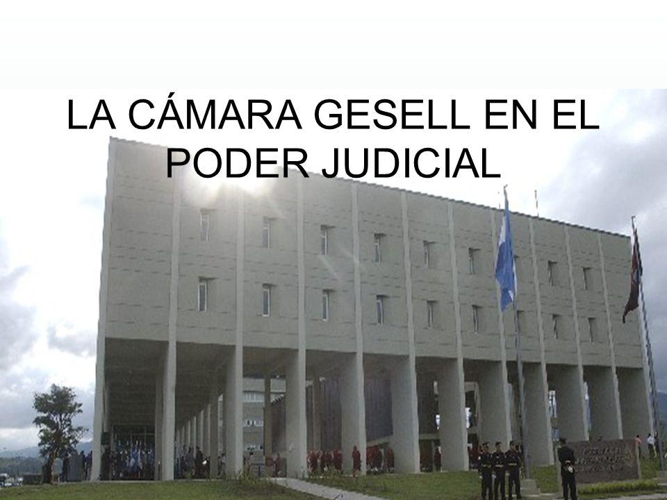NACIMIENTO DE LA CAMARA GESELL ARNOLD GESELL Doctor en Filosofía con orientación en educación.