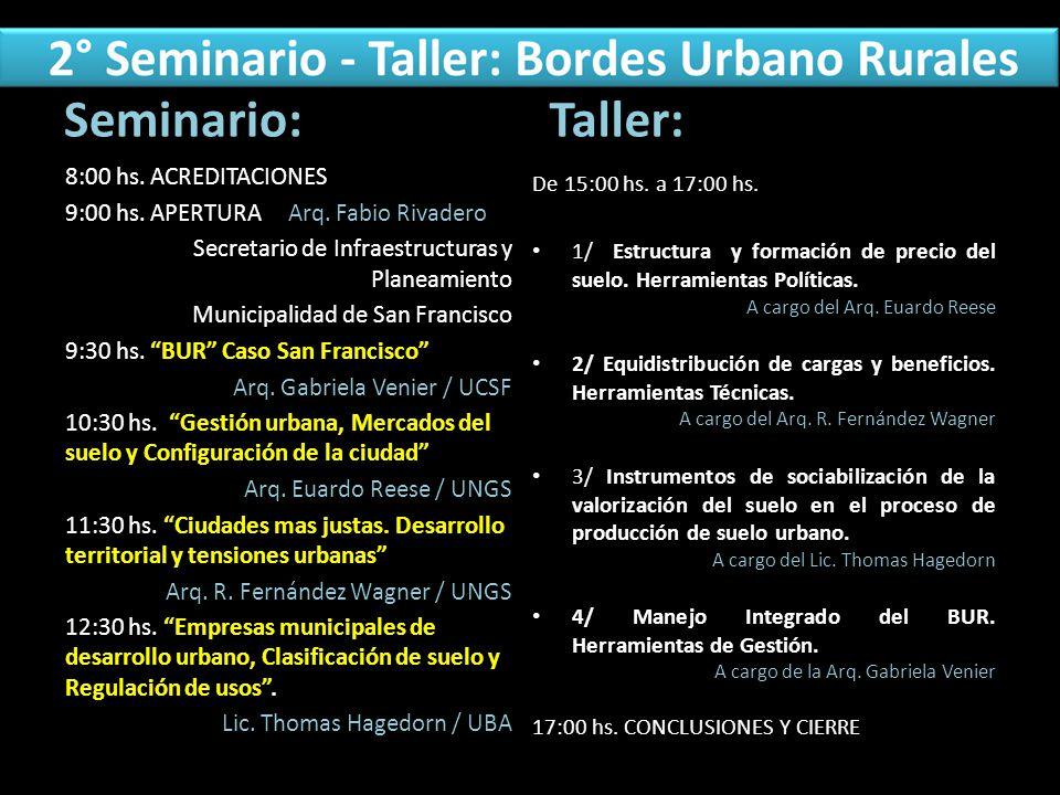Eduardo Reese Arquitecto especializado en planeamiento urbano y regional.