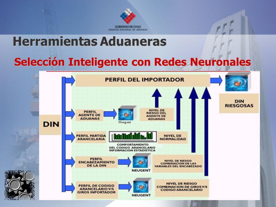 Selección Inteligente con Redes Neuronales