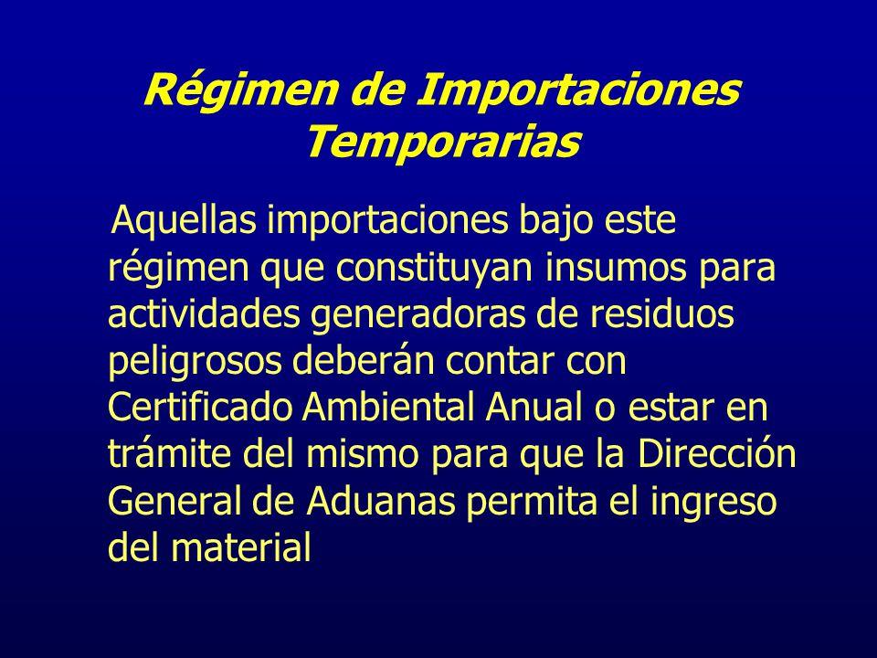 Importaciones de residuos de Chatarras Metálicas autorizadas por Argentina 13.282 tons.