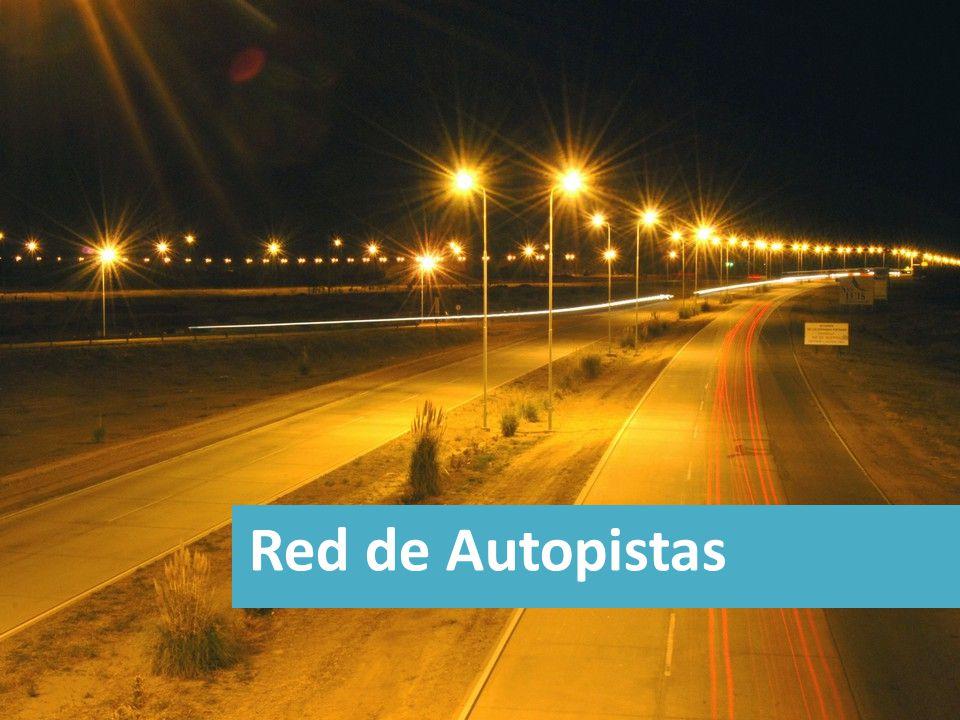 Red de Autopistas