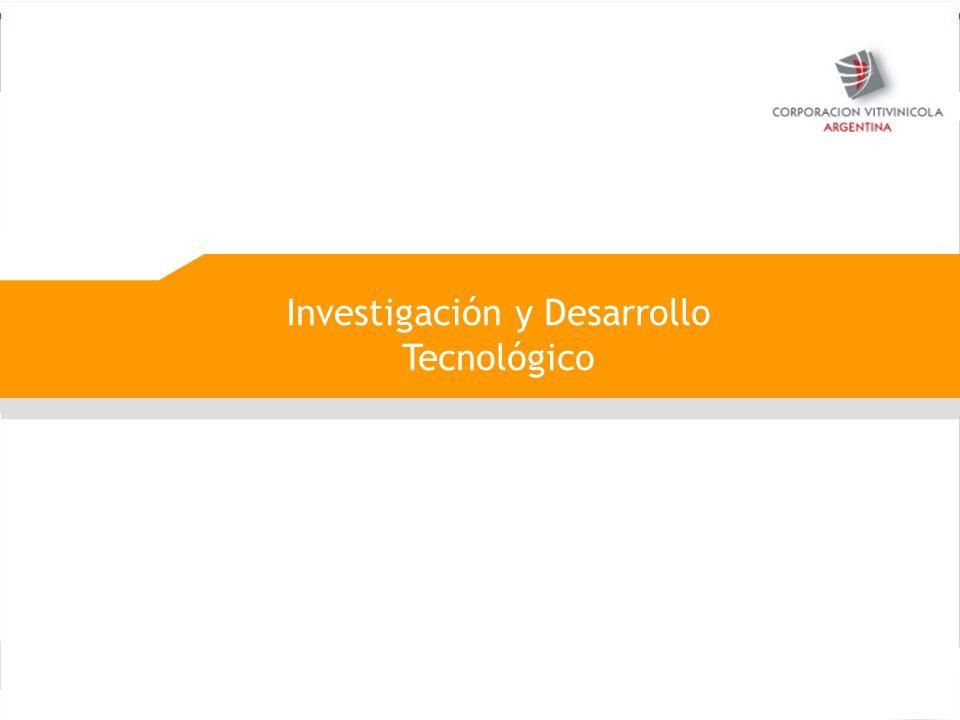 Ciencia y Técnica Investigación y Desarrollo Tecnológico