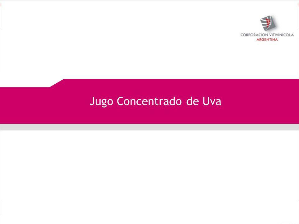 Ciencia y Técnica Jugo Concentrado de Uva