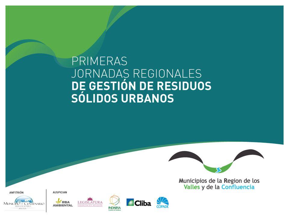 G ABINO CORREA Planta de tratamiento RSU: domiciliarios, voluntarios, sanitarios, construcción, industriales de fabricas, comercios y petroleros.