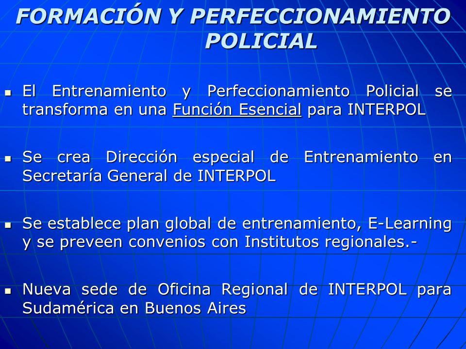 8 SERVICIOS DE APOYO POLICIAL OPERATIVO CCC (Centro de Comando y Coordinación) CCC (Centro de Comando y Coordinación) IMEST: (Team de INTERPOL de Apoyo para Eventos Importantes) IMEST: (Team de INTERPOL de Apoyo para Eventos Importantes) IRT: (Team de INTERPOL de repuesta rápida) IRT: (Team de INTERPOL de repuesta rápida) DVI: (Identificación de Víctimas de Desastre) DVI: (Identificación de Víctimas de Desastre)