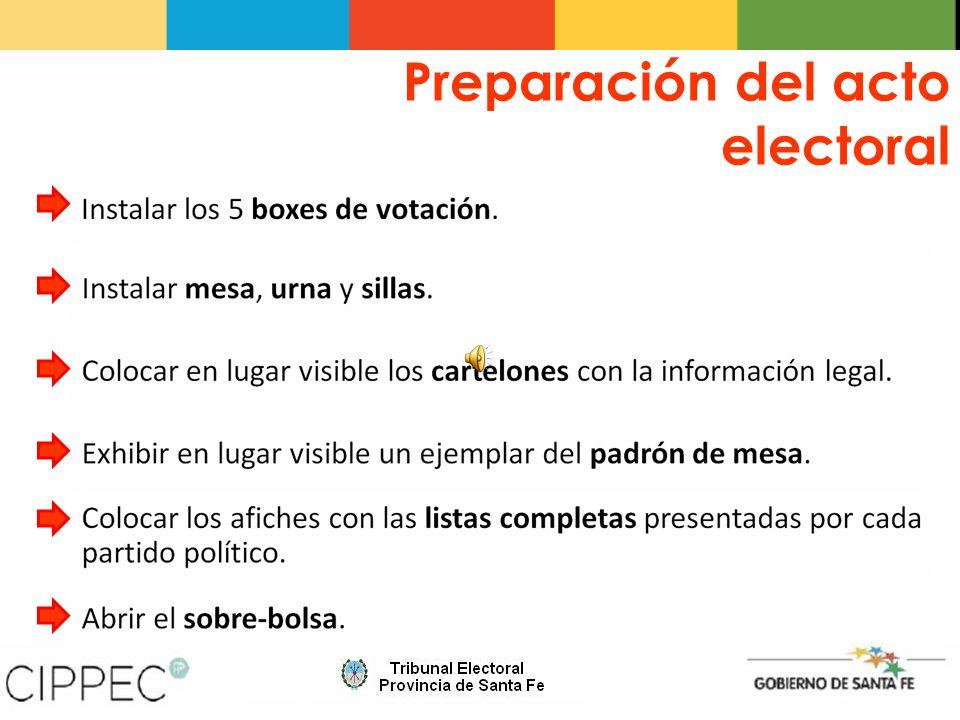 Cualquiera de las autoridades de mesa o de los fiscales acreditados puede cuestionar la validez o la nulidad de la opción electoral consignada en una o varias Boletas Únicas.