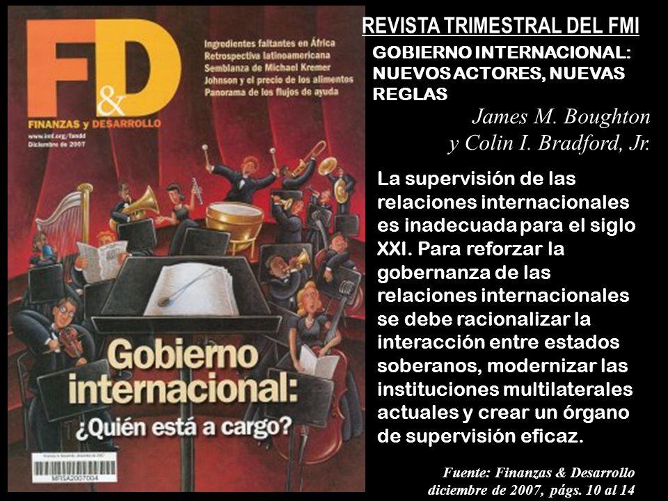 ¿Los Estados nacionales, provinciales y municipales (categorías jurídicas), se convertirán en meras unidades económicas de un Sector Público Internacional (categoría económica).