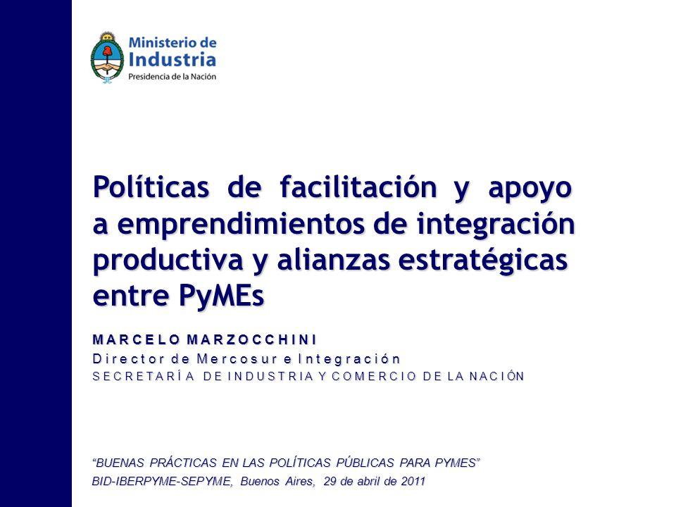 BUENAS PRÁCTICAS EN LAS POLÍTICAS PÚBLICAS PARA PYMESBUENAS PRÁCTICAS EN LAS POLÍTICAS PÚBLICAS PARA PYMES BID-IBERPYME-SEPYME, Buenos Aires, 29 de ab