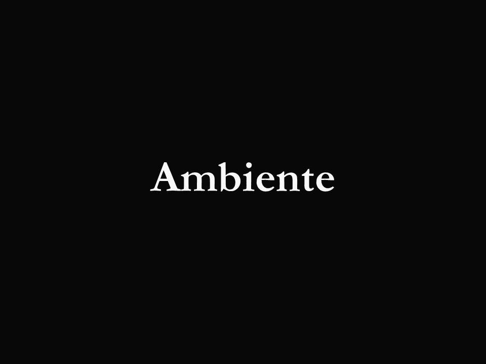Del latín ambiens, entis, que rodea o cerca