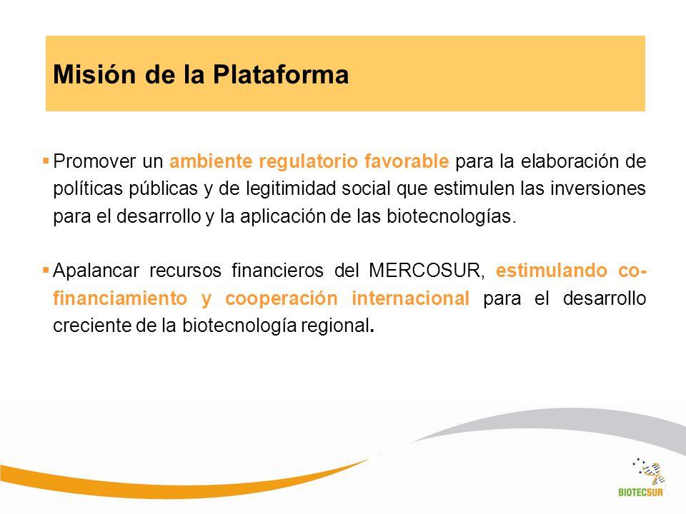 Promover un ambiente regulatorio favorable para la elaboración de políticas públicas y de legitimidad social que estimulen las inversiones para el des