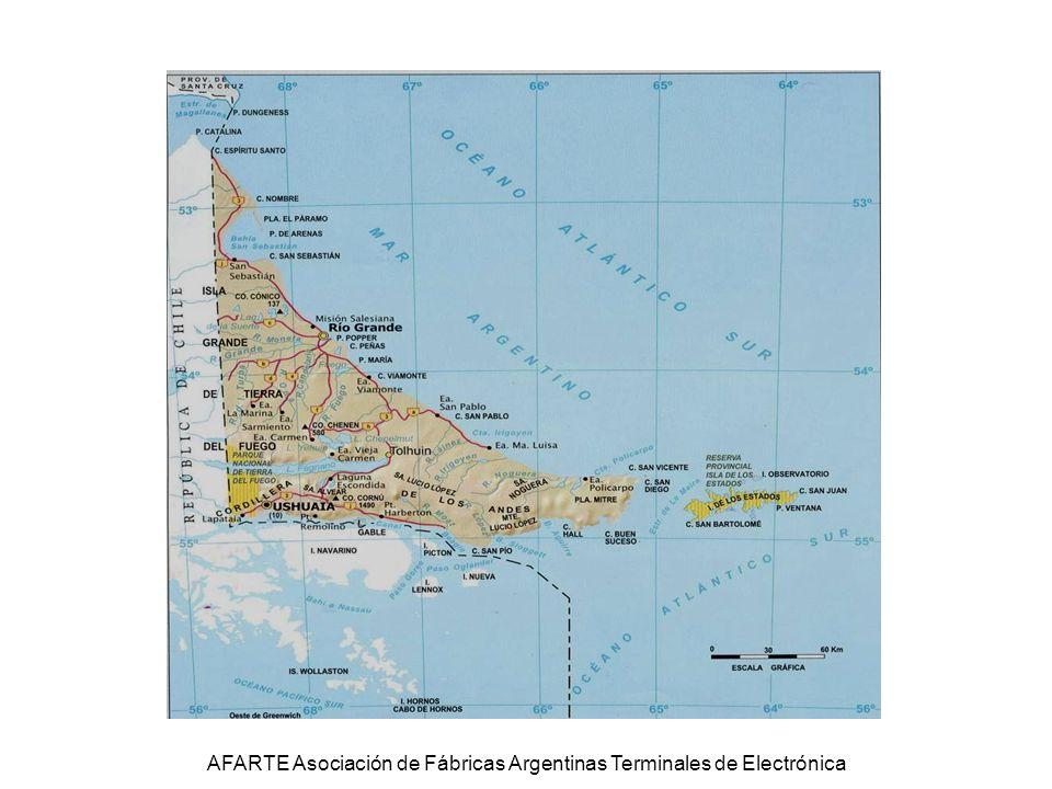 La ley 19.640 AFARTE Asociación de Fábricas Argentinas Terminales de Electrónica