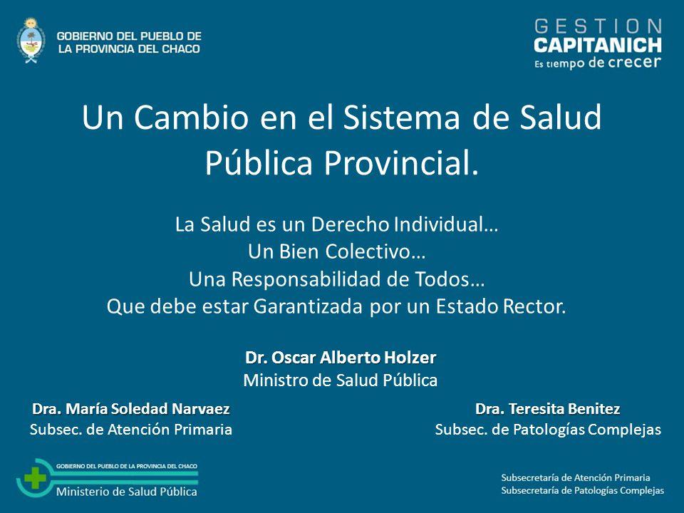 Fortalecimiento Institucional de Hospitales Hospital 4 de Junio (P.R.S.Peña) Refuerzo de la Calidad y Aumento de los Horarios de Atención.