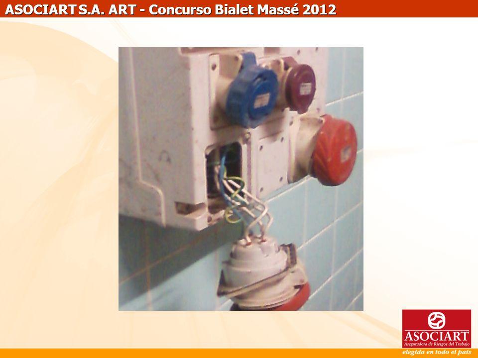 ASOCIART S.A. ART - Concurso Bialet Massé 2012