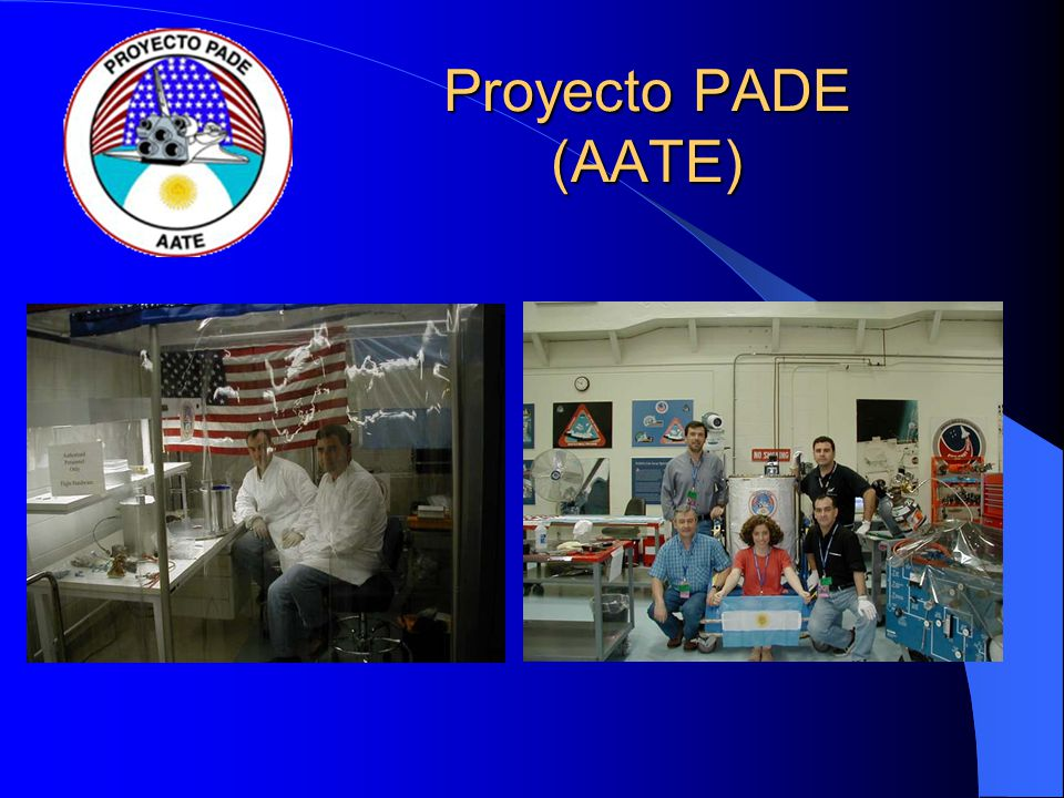 Proyecto PADE (AATE)