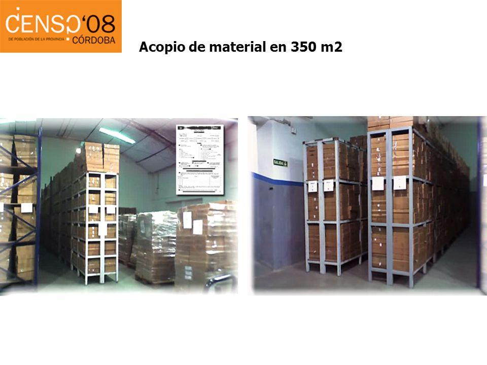 Resultado Físico Material organizado en DVD Cédulas Censales 1.240.000 Cantidad de DVD: 1400 1 DVD: 900 Cédulas Censales