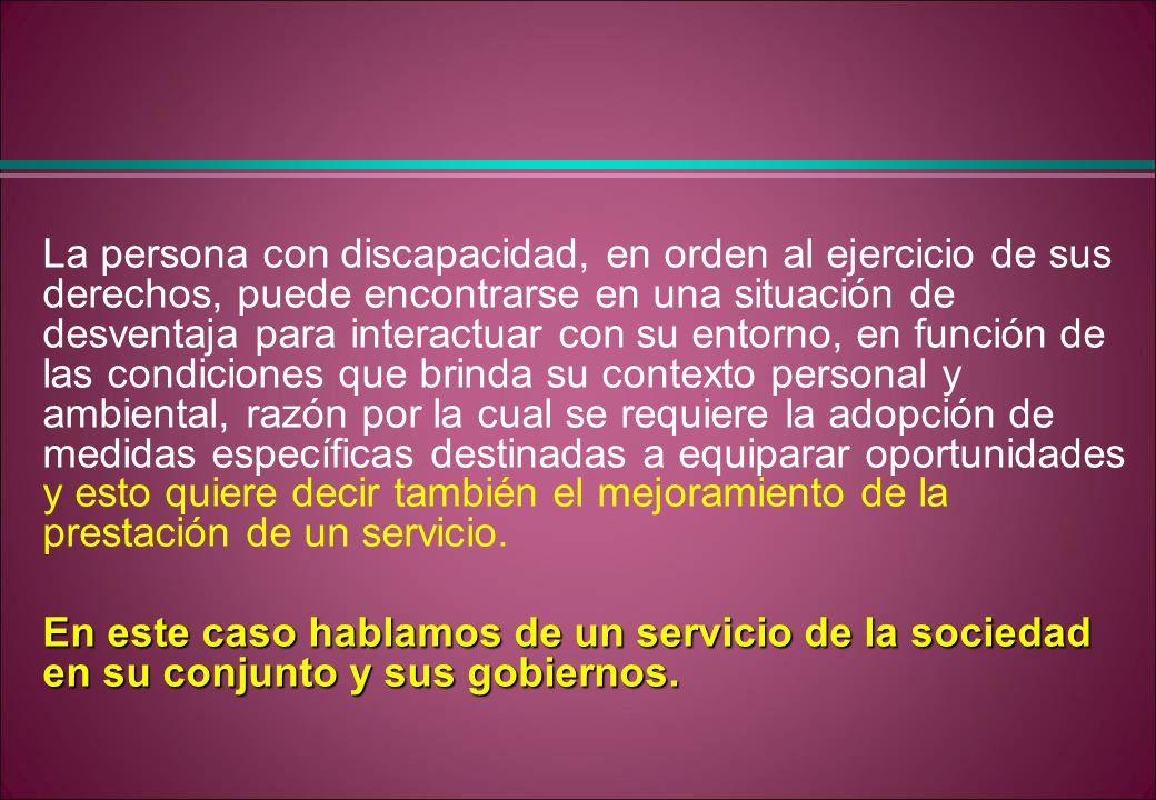 CONCLUSIONES l El Plan Nacional de Accesibilidad es y debe ser el apoyo de los organismos del gobierno nacional, los municipios y las provincias del país, así como también del Consejo Federal de Discapacidad para promover y concretar la accesibilidad universal en la República Argentina.