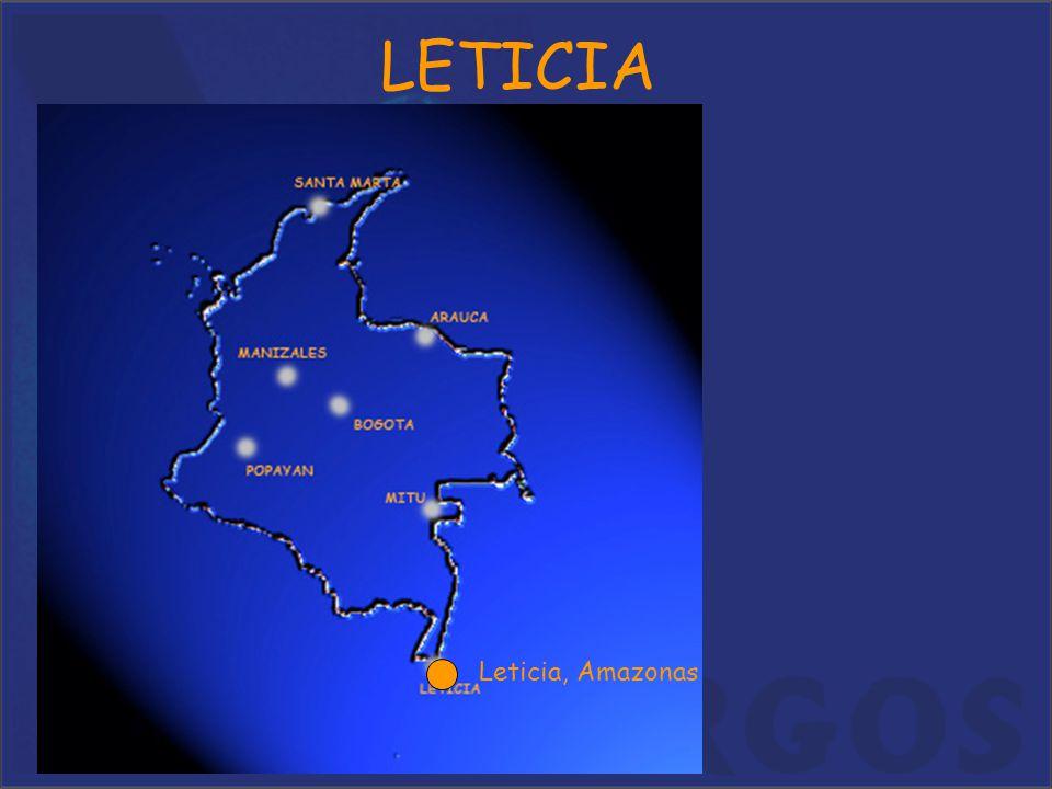 LETICIA Leticia, Amazonas