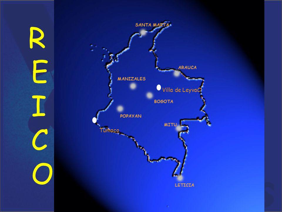R E I C O Villa de LeyvaC Tumaco