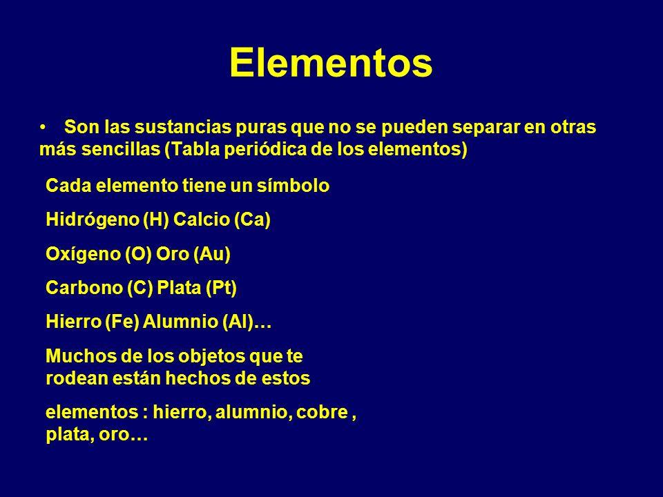 tabla periodica de los elementos fierro choice image periodic tema 3 la materia cmo se presenta - Tabla Periodica De Los Elementos Hierro