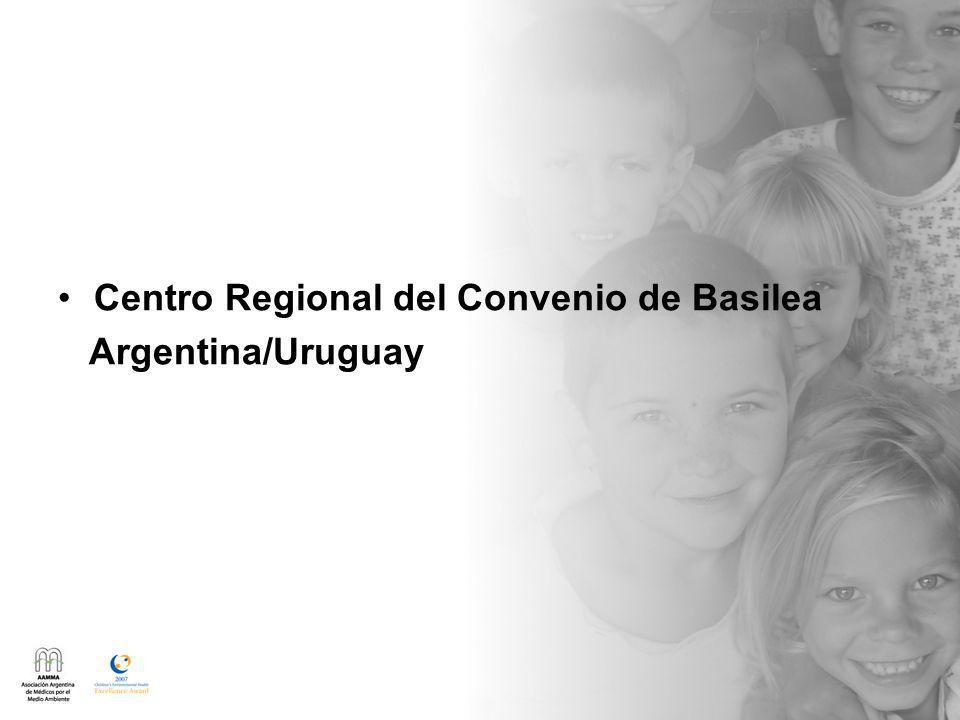 Centro Regional del Convenio de Basilea Argentina/Uruguay